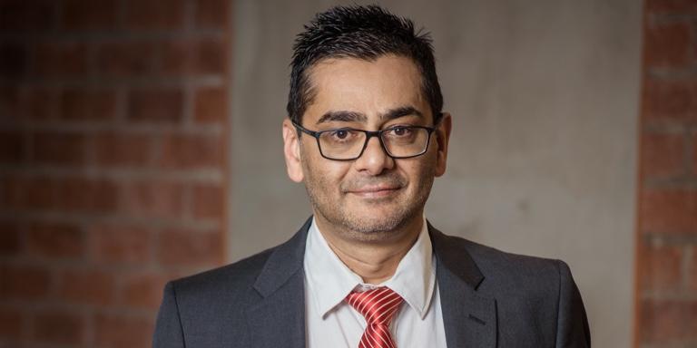 Mohammed Sibda, senior portfolio manager for institutional portfolio solutions
