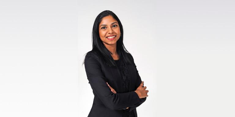 Momentum economist, Sanisha Packirisamy.