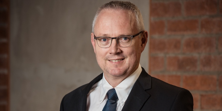 Wayne Dennehy, head of systematic strategies and structuring