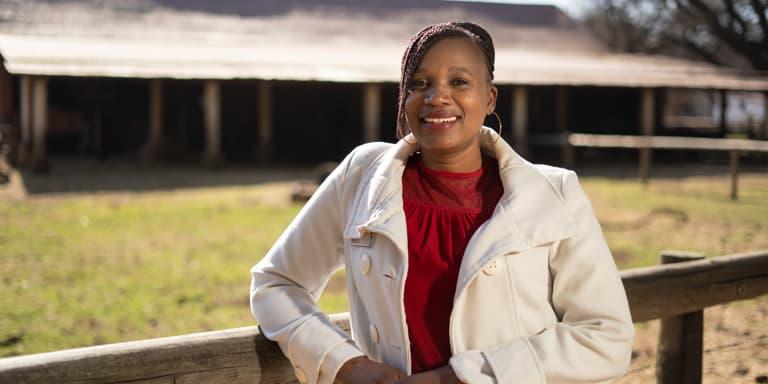 Johannah Mkhasibe