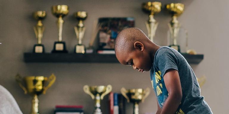 A story of talent - Nqobani Dlamini