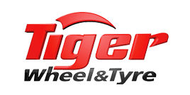 Tiger Wheel and Tyre logo